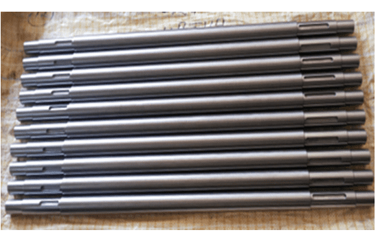 Pump & Motor Shafts