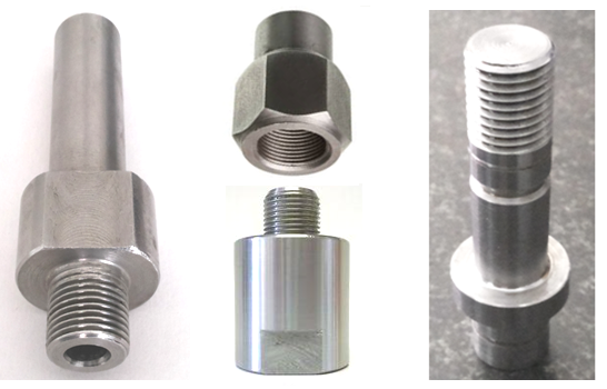 Custom Machined Fasteners